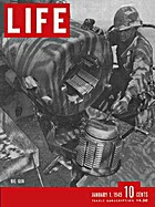 Life Magazine 1945.01.01 January 1, 1945 by…