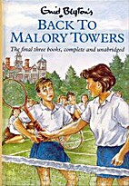 Malory Towers Books 4-6 by Enid Blyton