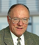 Author photo. Walter L. Perry [credit: RAND Corporation]