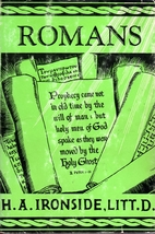 Lectures on the Epistle to the Romans by H.…