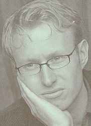 Author photo. Peter Terrin (book cover 2001)