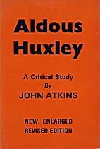 Aldous Huxley by John Atkins