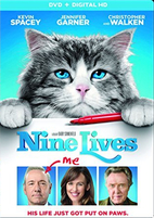 Nine Lives [2016 film] by Barry Sonnenfeld