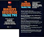 The Manager's Guidebook Volume Two
