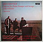 Shostakovich Concerto for Piano, Trumpet and…