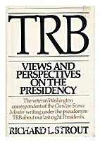 TRB: Views and Perspectives on the…