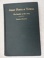 Army Posts and Towns. the Baedeker of the…