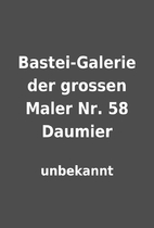 Bastei-Galerie der grossen Maler Nr. 58…