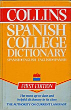 Collins Spanish College Dictionary by Jeremy…