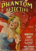 Homicide Town [issue 159] by Robert Wallace