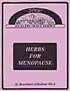 Herbs for Menopause (Sage Healing Way…