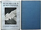 Memoirs of a Mountaineer by F. Spencer…