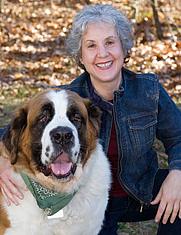 Author photo. Donna LaMar and Luke