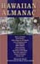 Hawaiian Almanac by Clarice B. Taylor