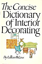 The Concise Dictionary of Interior…
