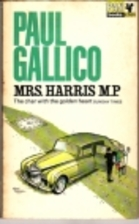 Mrs Harris MP by Paul Gallico
