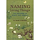 Naming living things : the grouping of…
