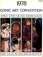 1978 Comic Art Convention by Phil Seuling