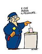 Guida a destra, Cipputi! by Francesco Tullio…