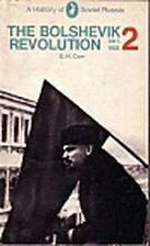 History of Soviet Russia by Edward Hallett…