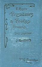 Morceaux choisis Prosateurs et poètes…