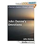 John Donne Devotions by John Donne