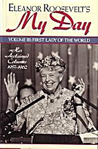 Eleanor Roosevelt's My Day: First Lady…