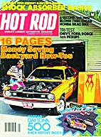 Hot Rod 1977-05 (May 1977) Vol. 30 No. 5