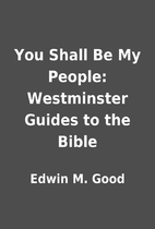 You Shall Be My People: Westminster Guides…