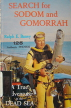 Search for Sodom and Gomorrah by Ralph E.…