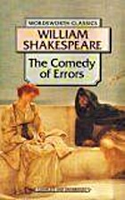 Comedy of Errors (Wordsworth Classics) by…