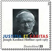 Author photo. Joseph Höffner