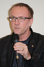Author photo. Daniel Glattauer auf der Leipziger Buchmesse 2009/Wikipedia