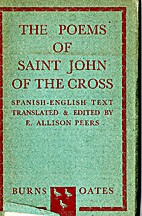 The Poems of St John of the Cross by E.…