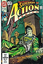 Action Comics # 653 by Roger Stern