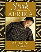 Strik med inspiration fra Afrika by Marianne…