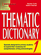 THEMATIC DICTIONARY 1 by Stephen Curtis