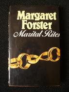 Marital rites by Margaret Forster