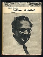 Lettere 1910-1946 by Adolfo Omodeo