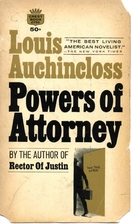 Powers of Attorney by Louis Auchincloss