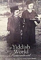 Yiddish World Remembered - DVD