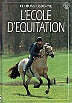 L'école d'équitation by Gill Harvey