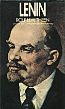 Lenin Genesis and Development by Rolf H. W.…