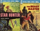 Star Hunter / The Beast Master: (Ace Double…