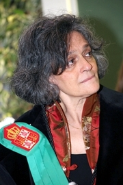 Author photo. Bahiyyih Nakhjavani