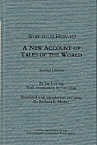 Shih-shuo Hsin-yu: A New Account of Tales of…