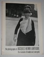 The Photographs of Jacques Henri Lartigue by…