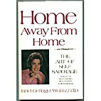 Home Away from Home by Janet Geringer…