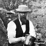Author photo. Carleton Watkins (d. 1916) self portrait