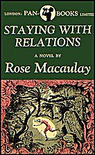 Staying With Relations by Rose Macaulay